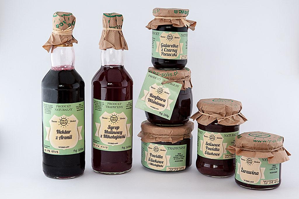 Produkty Naturalne - FRUX SOLIS