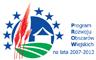 Program Rozwoju Obszarów Wiejskich na lata 2007-2013 Logo